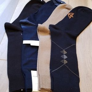 Other - 4 pair Men's Sock Assortment